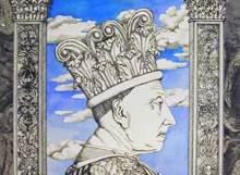 a capital hat