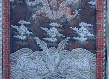 dragon shawl