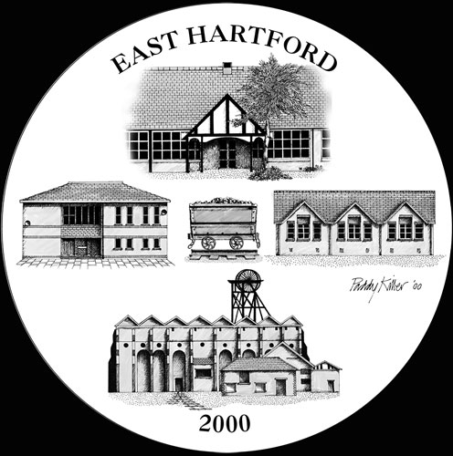 east hartford 2000 plate