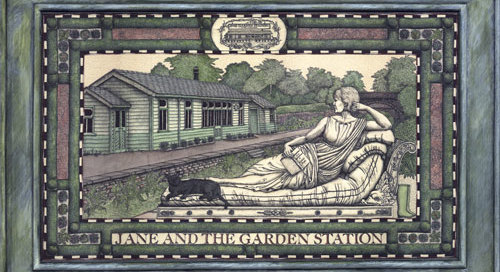 jane and the garden station