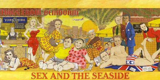 sex and the seaside