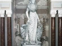 the veiled lady