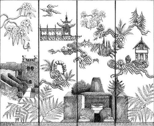 victorian gardens project