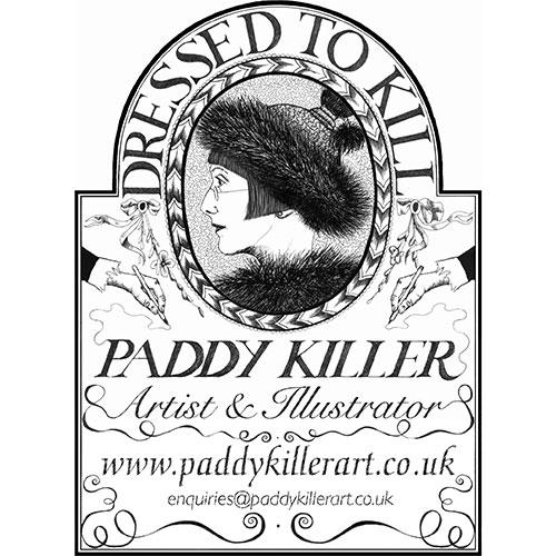 paddykillerart logo 2009