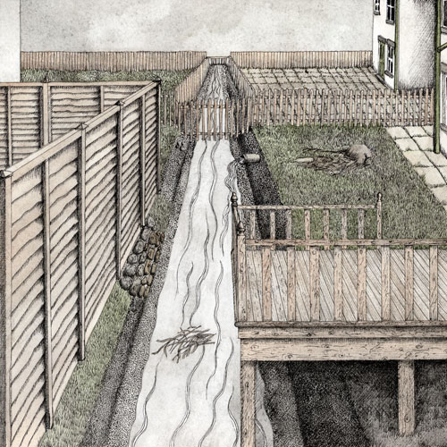 bad stream flood management