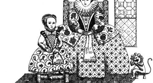 the elizabethan embroiderer