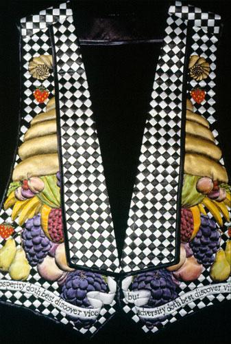 cornucopia dickie waistcoat