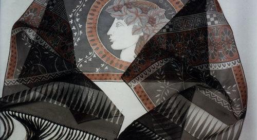 dionysus shawl