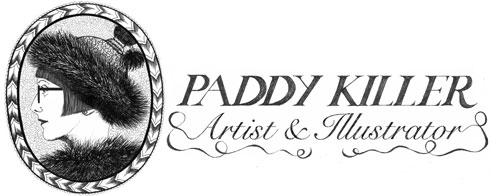 paddykillerart online logo